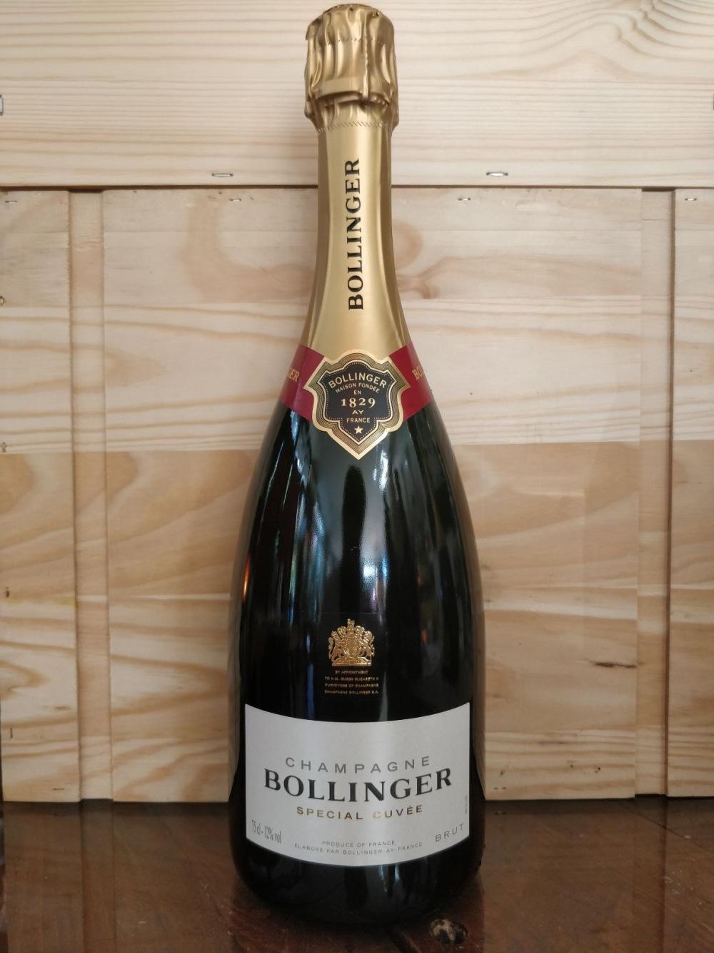 bollinger special cuve