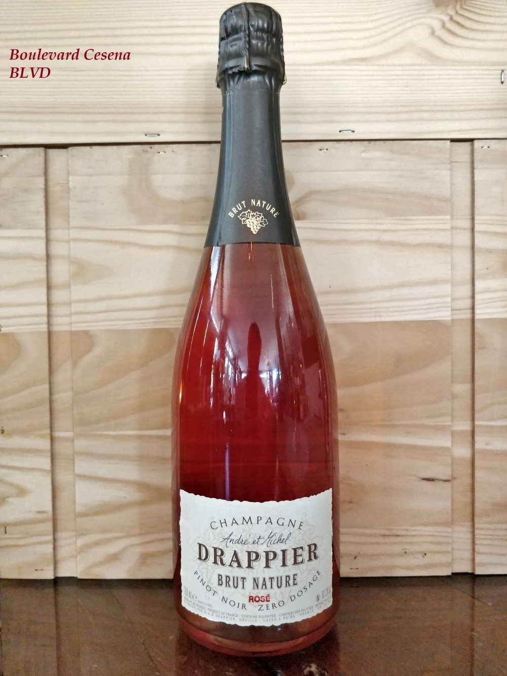 drappier brut nature ros